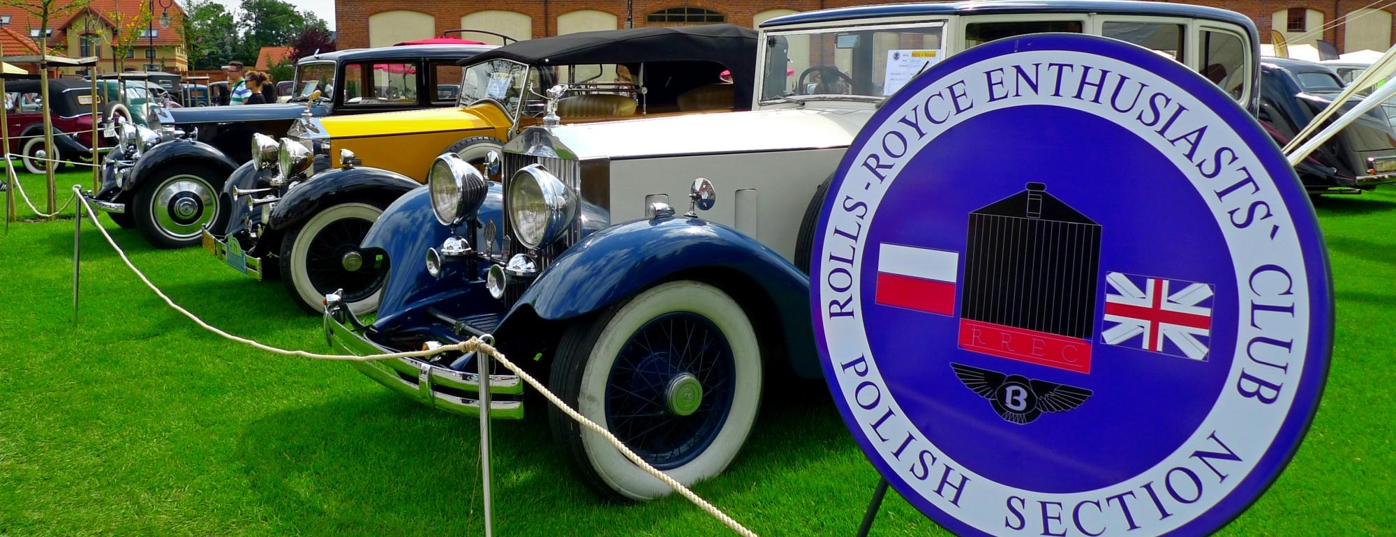 Rolls-Royce Enthusiasts' Club